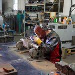stellite rotor repair