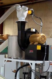 vacuum dewatering unit